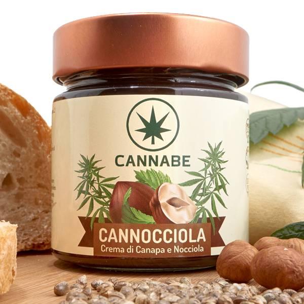 Crema di Canapa e Nocciole