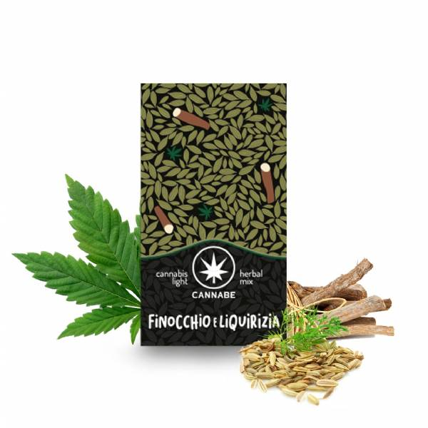 Herbal Mix Finocchio e Liquirizia