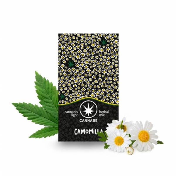 Herbal Mix Canapa e Camomilla