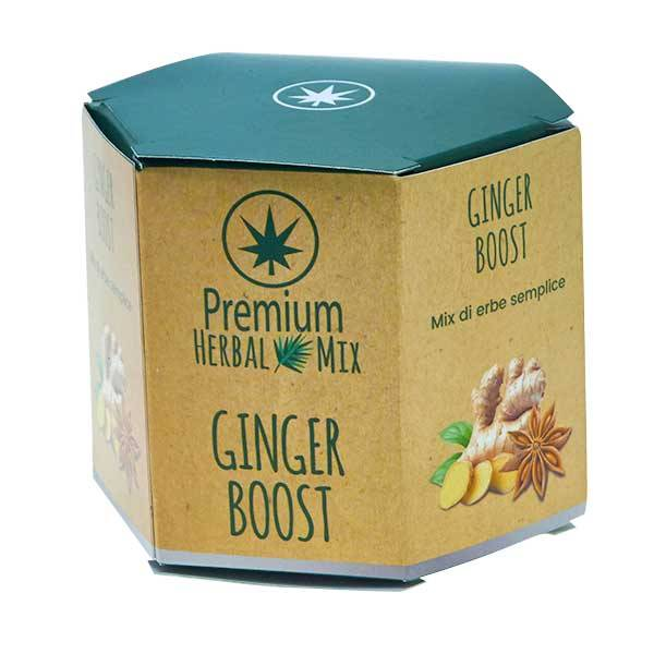 Herbal Mix Premium - Ginger Boost