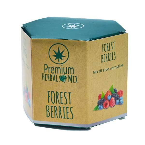 Herbal Mix Premium - Forest Berries