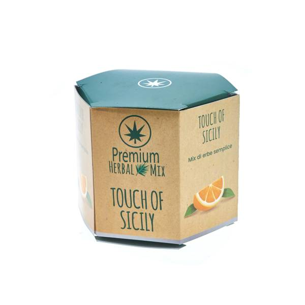 CannaBe - Herbal Mix Premium Touch of Sicily