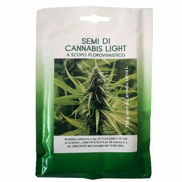 Kompolti - Semi di Cannabis Sativa L. 100gr