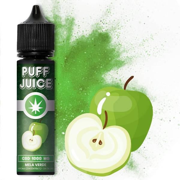 Puff Juice - Mela Verde