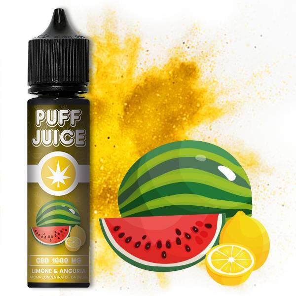 Puff Juice - Limone e Anguria