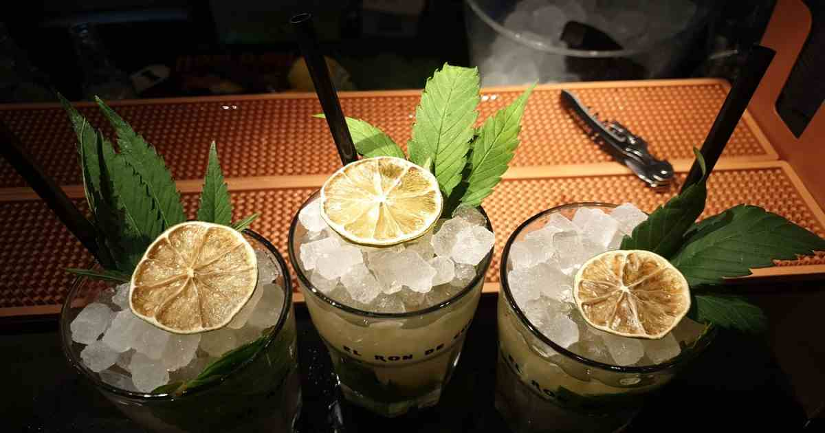 Vodka Lemon Skunk: la Ricetta del Drink firmata Cannabe